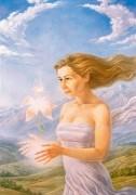 Key of Heavens. (2004) 70х100 (oil on canvas)