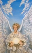 Angel of Day. (1999) 70х112 (oil on canvas)