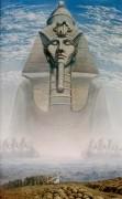 The Witness. (1996) 75х120 (oil on canvas)
