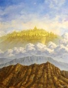 The Golden City. (2009) 70x90 (oil on canvas)