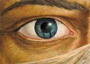 The Eyewitness. (2004) 50х70 (oil on canvas)