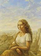 Возрождение. (2003 г) 70х95 (холст/масло).