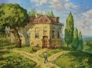 Дом у Дороги. (2017 г) 60х80 (холст/масло)_62