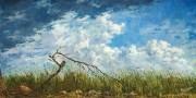 На Обочине. (2012 г) 50х100 (холст, масло)